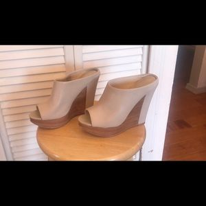 Aldo dress wedges